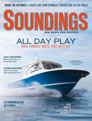 Soundings Mar 2019