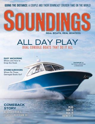 Soundings Mar 2019