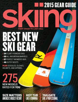 Skiing November 2014