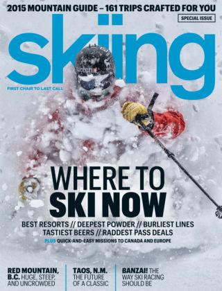 Skiing December 2014