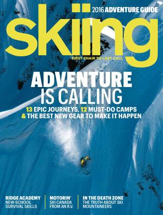 Skiing December 2015