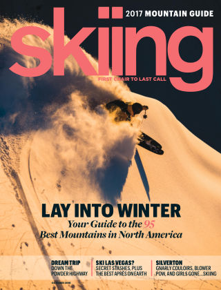 Skiing Oct 2016