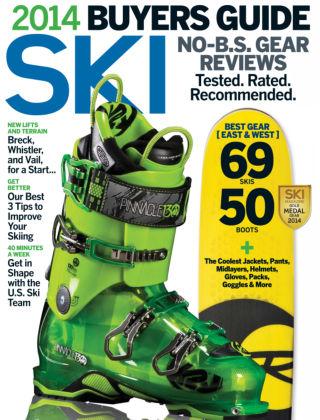 Ski Gear Guide 2014