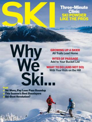 Ski November 2013