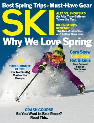 Ski Feb / March 2014