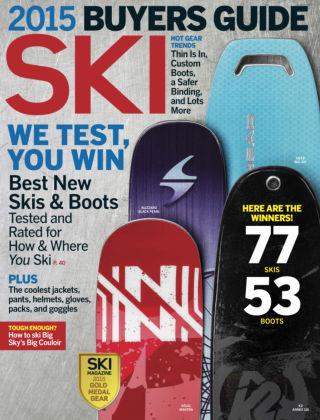 Ski September 2014