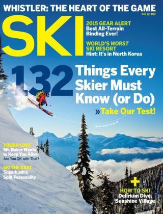 Ski October 2014