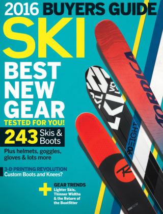 Ski September 2015
