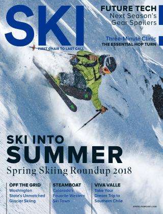 Ski Spring 2018