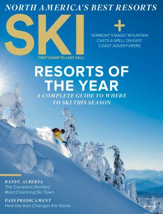 Ski Oct 2018
