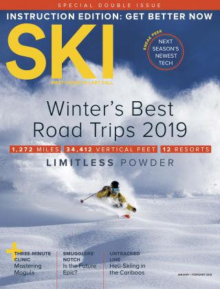 Ski Spring 2019