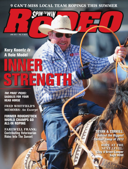 The Team Roping Journal May 28, 2013 00:00