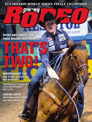 Spin To Win Rodeo January 2014