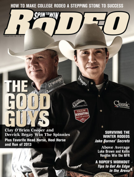 The Team Roping Journal February 04, 2014 00:00