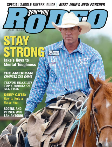 The Team Roping Journal April 01, 2014 00:00