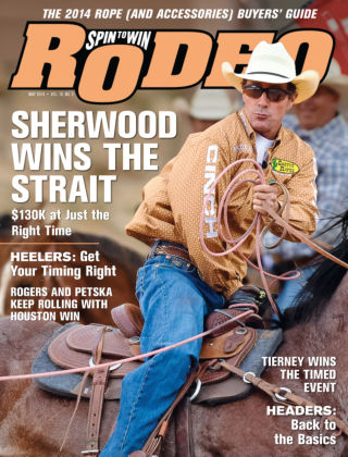 Spin To Win Rodeo May 2014