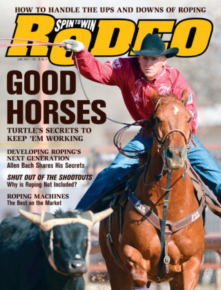 Spin To Win Rodeo June 2014