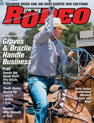 Spin To Win Rodeo September 2014