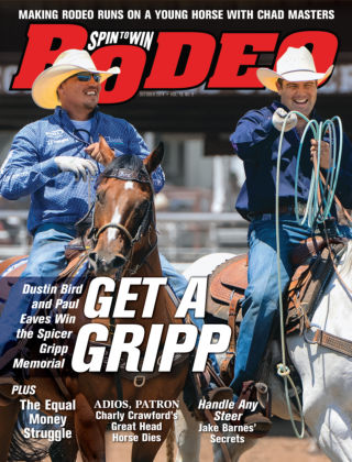 Spin To Win Rodeo October 2014