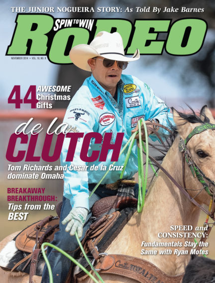 The Team Roping Journal November 04, 2014 00:00