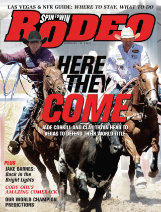 Spin To Win Rodeo December 2014