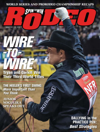 Spin To Win Rodeo January 2015