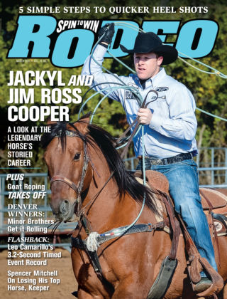 Spin To Win Rodeo March 2015