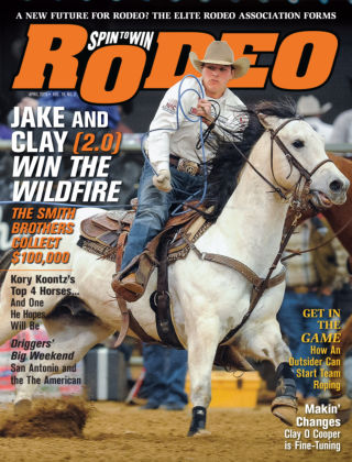 Spin To Win Rodeo April 2015