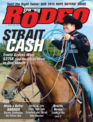 Spin To Win Rodeo May 2015