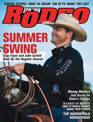 Spin To Win Rodeo July 2015