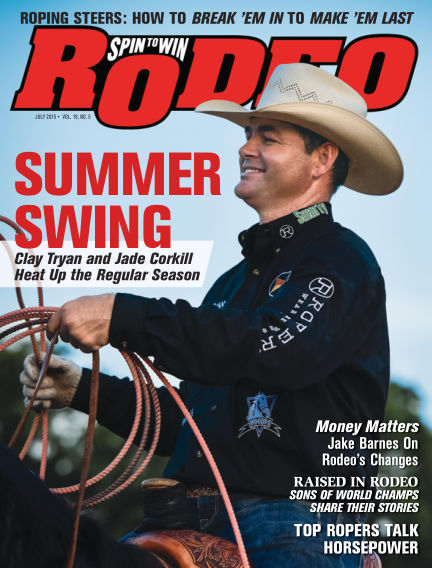 The Team Roping Journal June 30, 2015 00:00