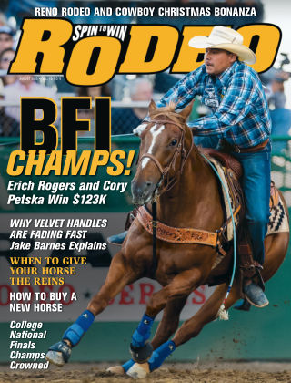 Spin To Win Rodeo August 2015