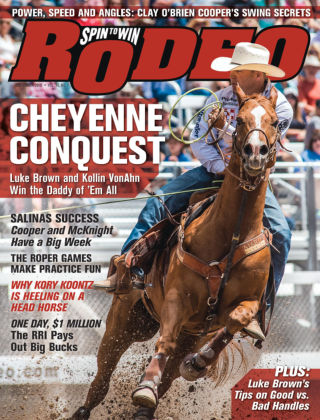Spin To Win Rodeo September 2015