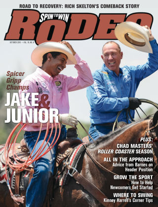 Spin To Win Rodeo October 2015