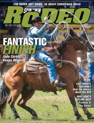 The Team Roping Journal November 2015