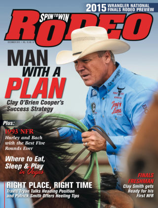 Spin To Win Rodeo Dec 2015