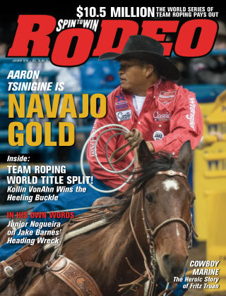Spin To Win Rodeo Jan 2016