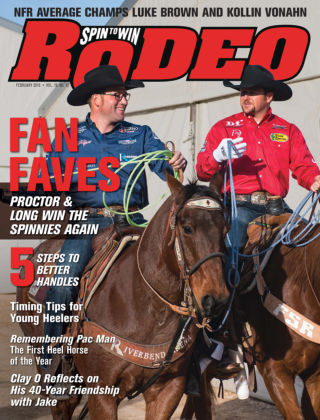 Spin To Win Rodeo Feb 2016