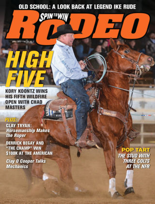 Spin To Win Rodeo Apr 2016