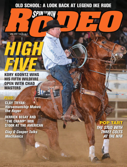 The Team Roping Journal March 29, 2016 00:00