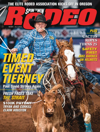 Spin To Win Rodeo May 2016