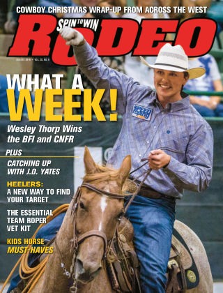 Spin To Win Rodeo Aug 2016
