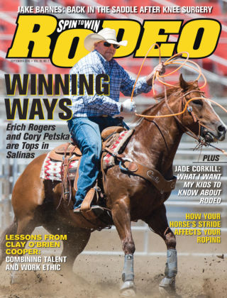 Spin To Win Rodeo Sep 2016