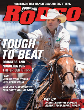 Spin To Win Rodeo Oct 2016