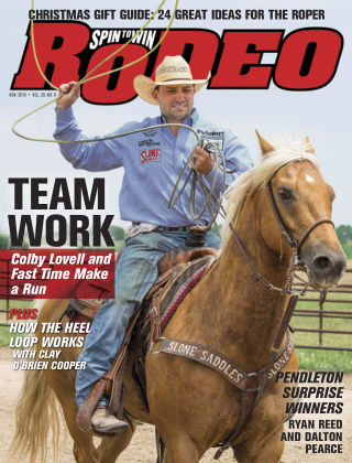 Spin To Win Rodeo Nov 2016