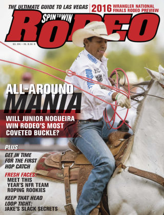 Spin To Win Rodeo Dec 2016