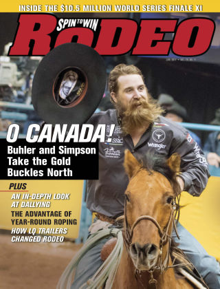 Spin To Win Rodeo Jan 2017