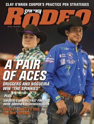 Spin To Win Rodeo Feb 2017
