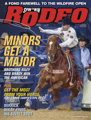Spin To Win Rodeo Apr 2017