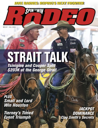 Spin To Win Rodeo May 2017
